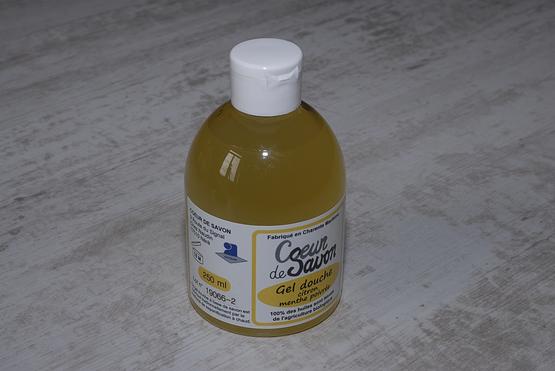 savon liquide citron menthe