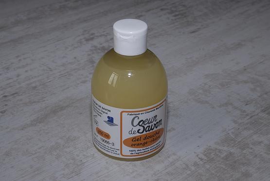 gel-douche-orange-cedre-savon-liquide