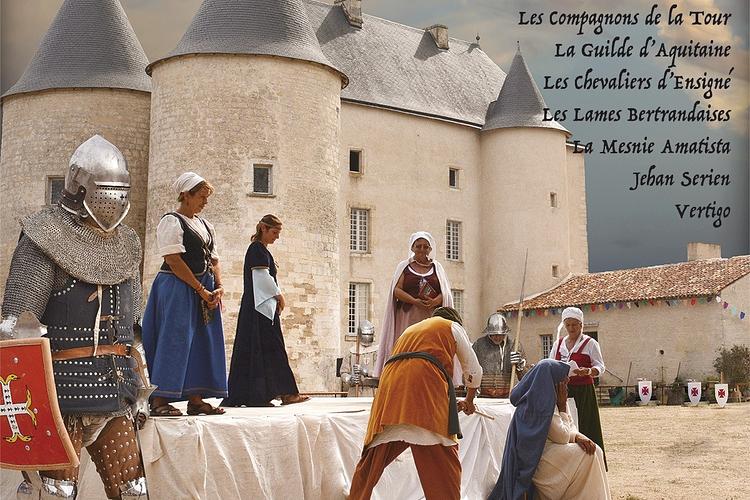 journée patrimoine évènement Charente