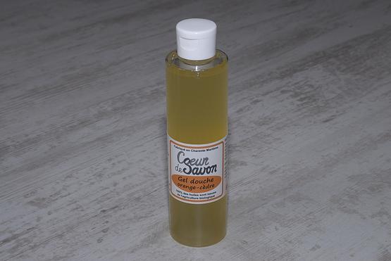 gel-douche-cèdre-orange