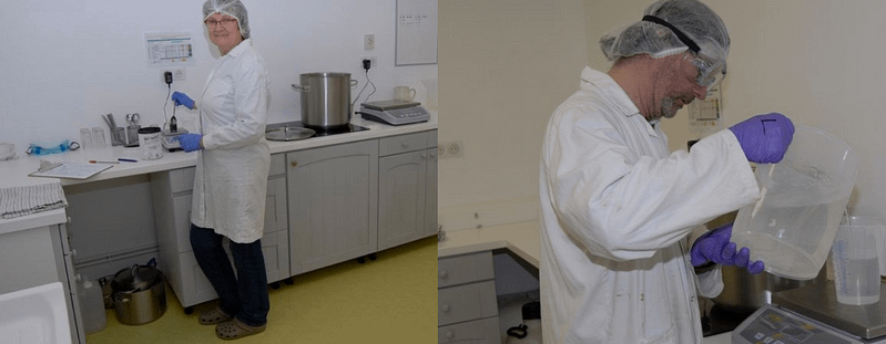 fabrication savon artisanal bio saponification a froid