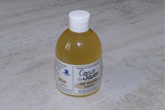 gel douche savon liquide nature 250 artisanal