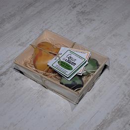 mini bourriche savons agrume lavande bio